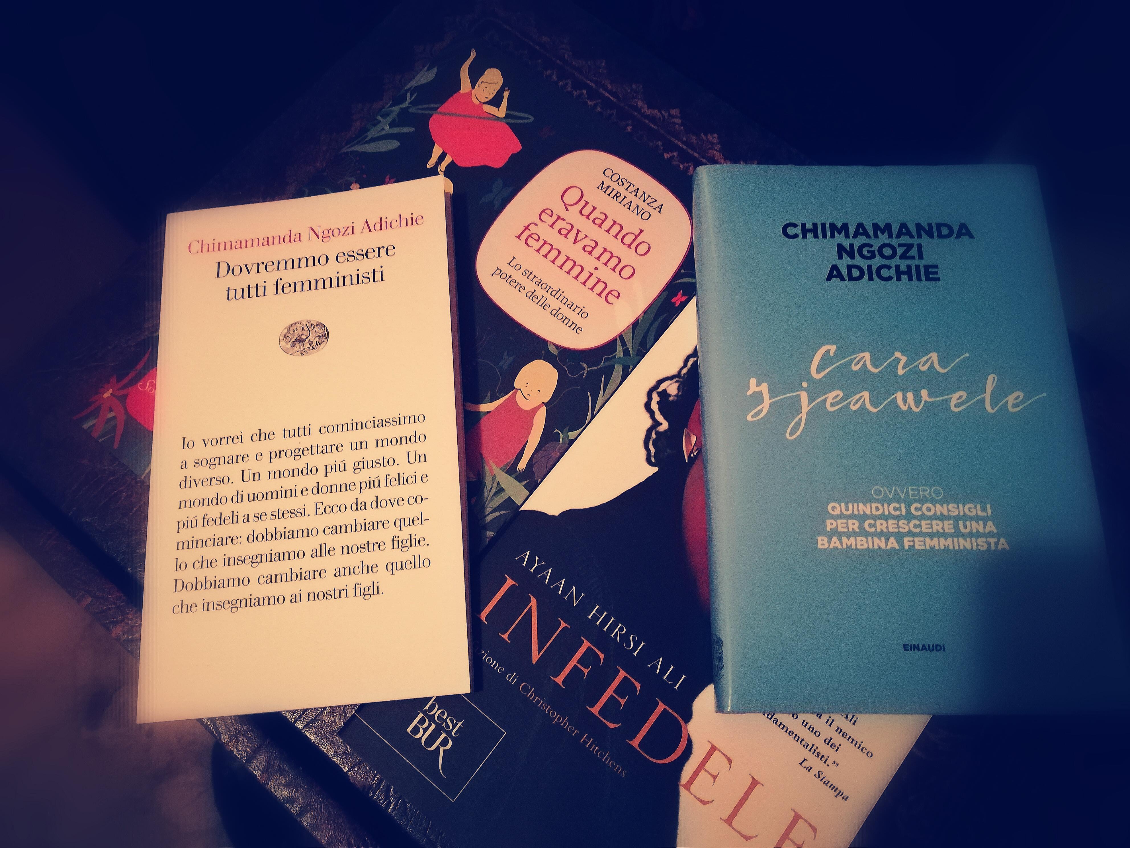comprare libri sulle donne