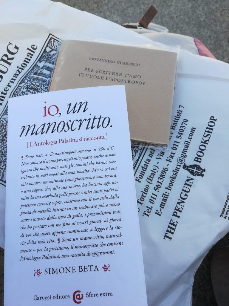 libreria internazionale torino