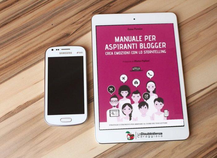 manuale per aspiranti blogger - anna pernice